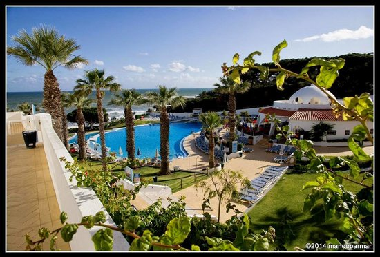 Grand Muthu Oura View Beach Club: Wonderful grounds.....and a superb swimming pool