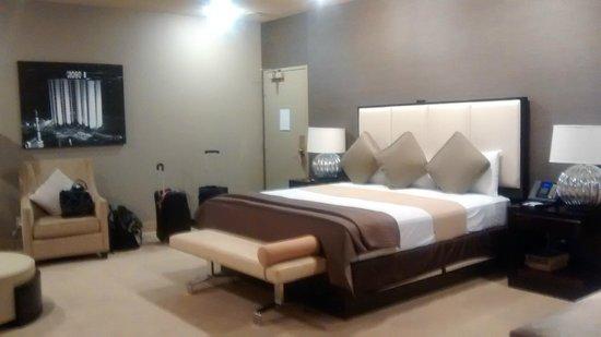 Plaza Hotel & Casino: Cama
