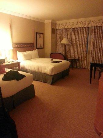 The Fairmont San Jose: 2 double beds room