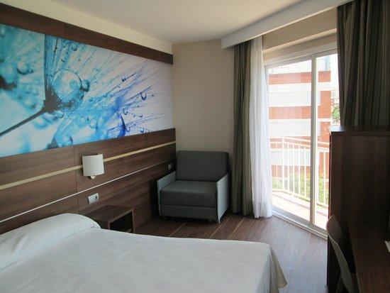 Hotel Volga: Amplitud