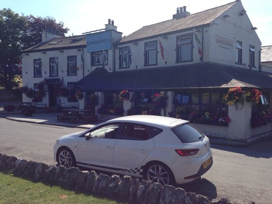 The Longlands Inn & Restaurant: Longlands inn
