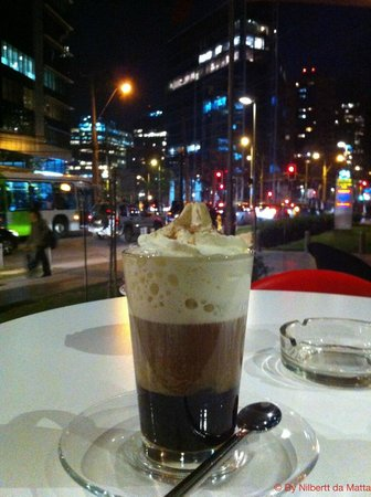 Best Western Premier Marina Las Condes : No coffe shop do hotel