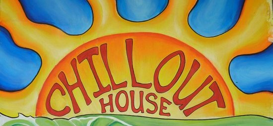 Chill Out House: chill out logo