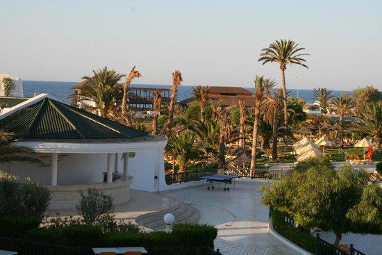 Djerba Holiday Beach : vue de la chambre