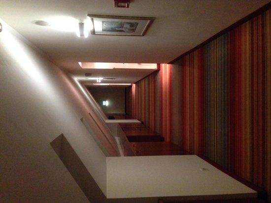 Hotel Rothof: Hallway