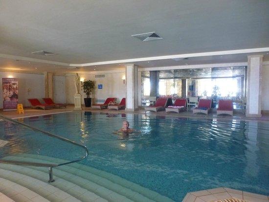 Radisson Blu Resort & Spa, Malta Golden Sands: Indoor pool
