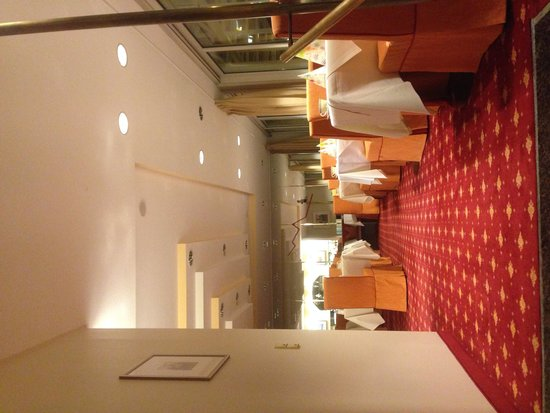 Hotel Rothof: Breakfast area