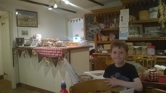Hele Corn Mill & Tea Room: An Oasis of Cakeness....