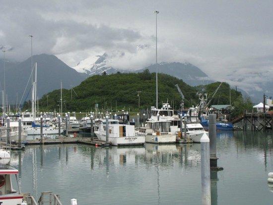 Best Western Valdez Harbor Inn: The Valdez harbor