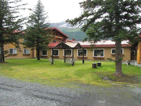 Best Western Valdez Harbor Inn: The hotel itself