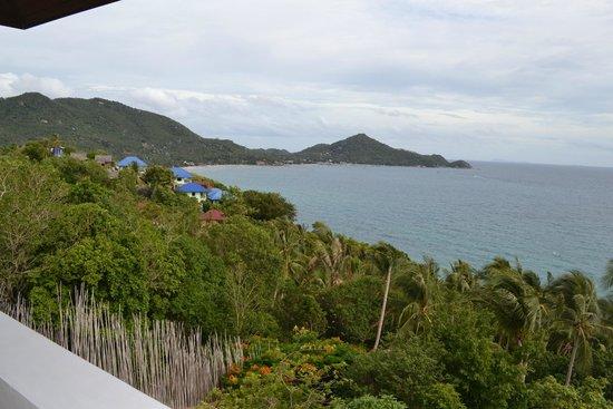 Aminjirah Resort: Room view