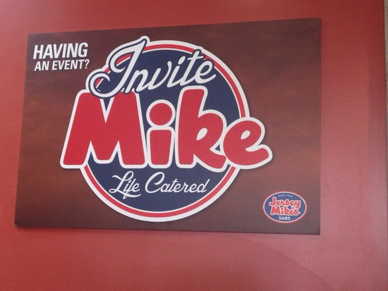 Jersey Mike's Subs: The Best Sandwich around! Jeanette