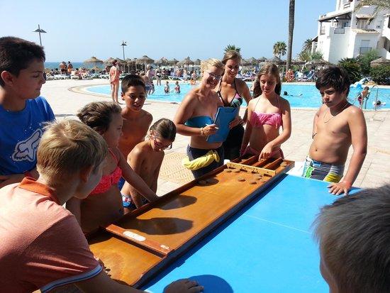 VIK Gran Hotel Costa del Sol : Billar holandés