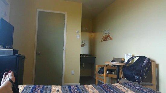 Motel Au Vieux Fanal : Chambre