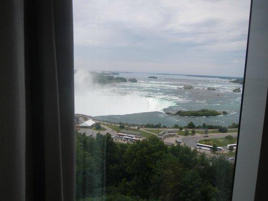 Niagara Falls Marriott Fallsview Hotel & Spa : Falls View Room