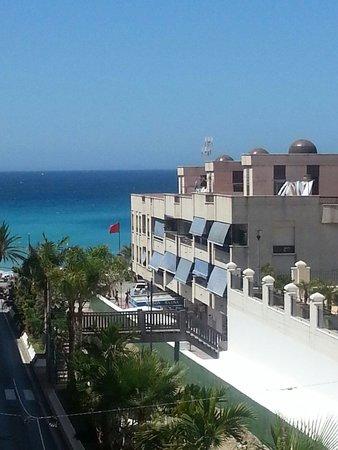 Hotel Almijara: room with a stunning veiw