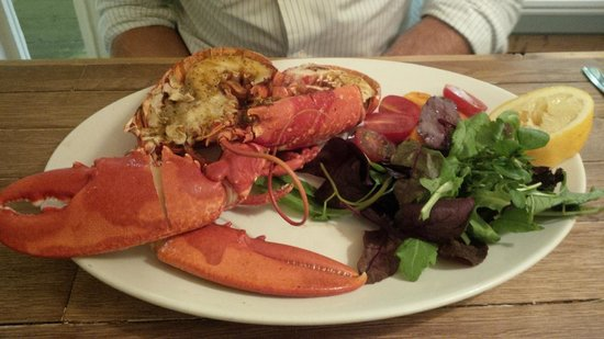 The Salt Pig: luxuriously lovely lobster