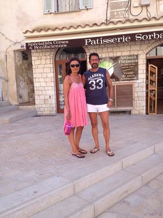 Garden Pub: Maurizio e Rita