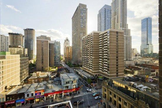 Comfort Hotel Downtown Toronto Website