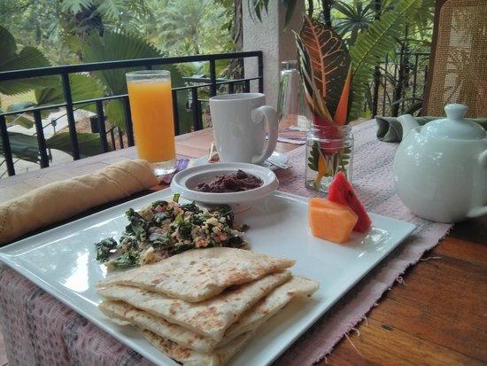 Ka'ana Resort: petit déjeuner