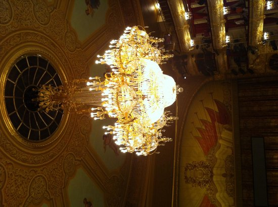 Bolshoi Theatre : Да!