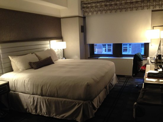 Park Central Hotel New York : Image from the room 1625