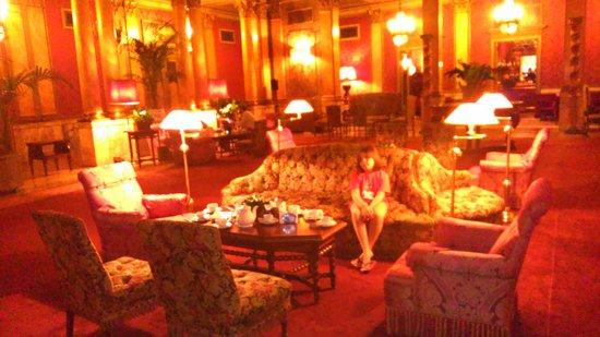 Grand Hotel Plaza: gorgeous saone