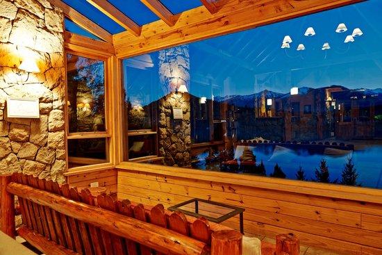 Peninsula Petit Hotel: Vista desde el Star