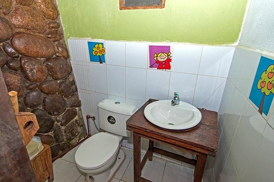Cotococha Amazon Lodge: Baño infamtil