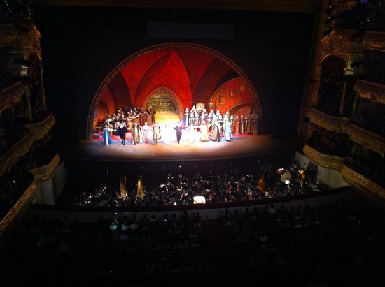 Bolshoi Theatre : Опера