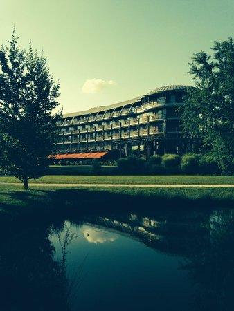 Hotel Parc Beaumont : hotel
