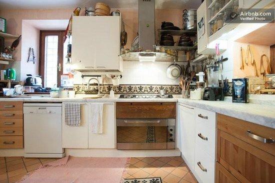 Casale Hortensiae: Cucina