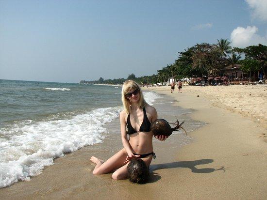 Thai House Beach Resort: at the beach