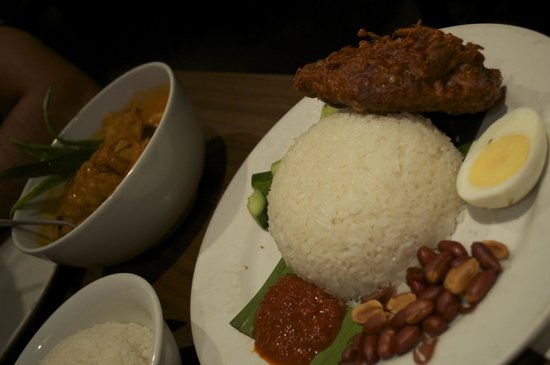 Mamak : Fried chicken