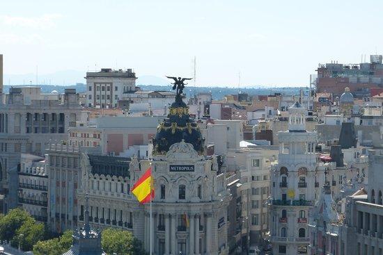 Palacio de Cibeles: Madrid