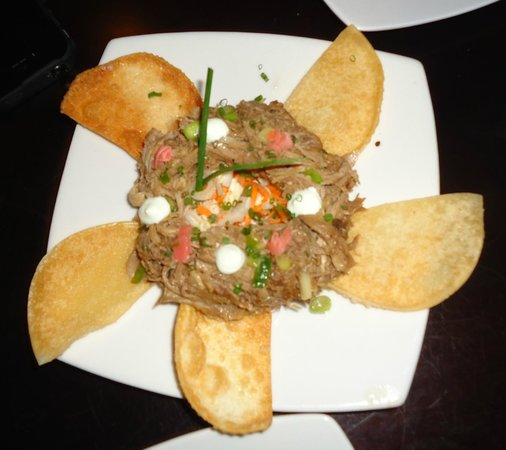 Dragonfly: Duck Nachos