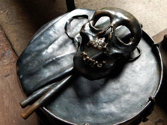 Basler Münster: Many Interesting Sculptures