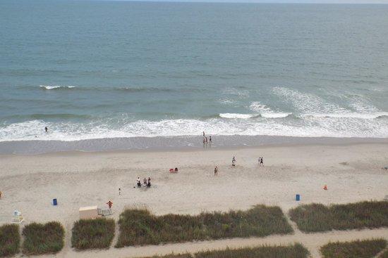 Ocean Park Resort, Oceana Resorts : view from floor 11, on our balcony.