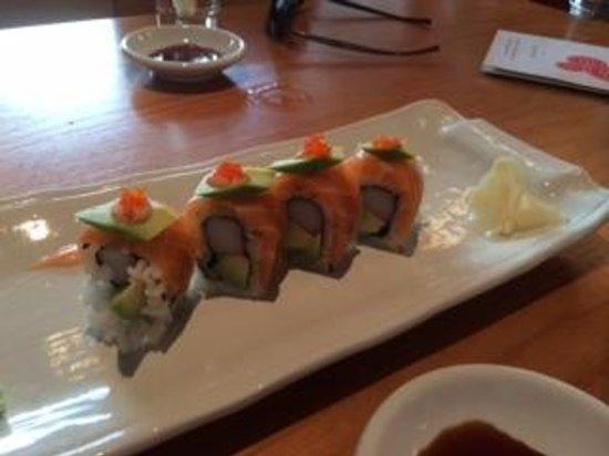 Yakitori #1 : Created especially for us - Half Maki/thanks KK and chef