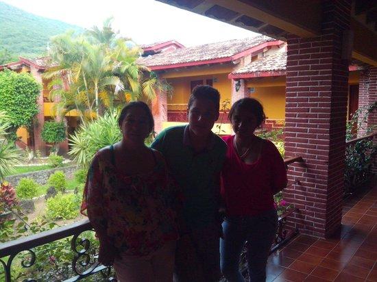 Mision Conca: Mi familia