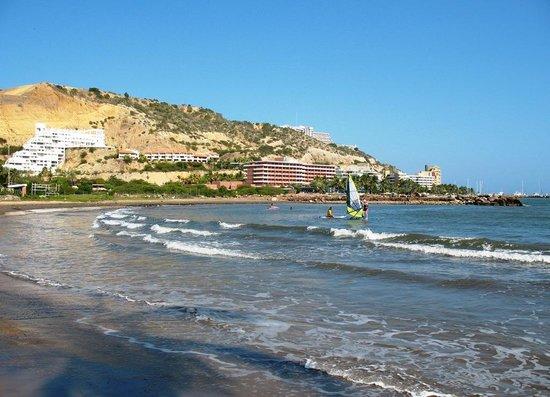 Punta Palma Hotel & Marina: Вид на отель