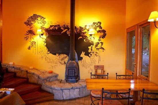 Peninsula Petit Hotel: Comedor