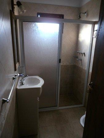 Cabañas Nkosi: Baño