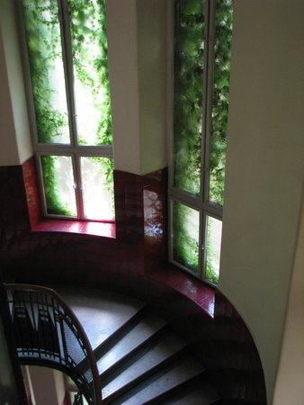 Budapestay Apartments: staircase