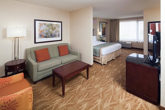 Kahler Inn and Suites: Mini Suite