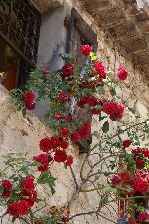 Vieux Eze: Romântica