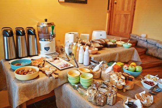 """Peninsula Petit Hotel: Nuestro """"petit desayuno"""""""