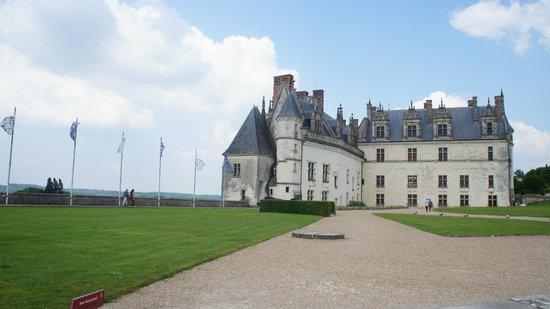 Château d'Amboise : Um pedaço da história