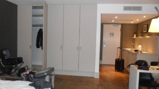 Hotel AMANO: habitacion triple