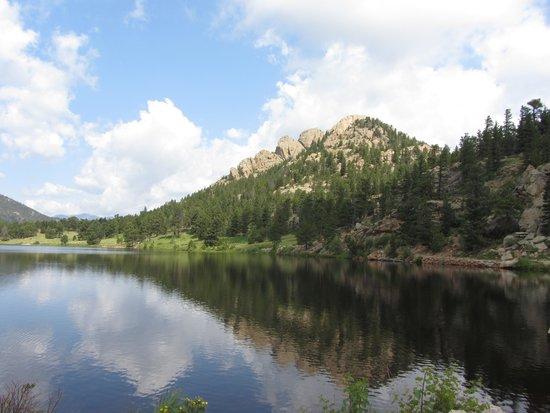 Pretty Lily Lake